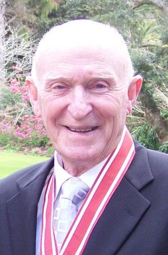 Murray Halberg - Halberg in 2008