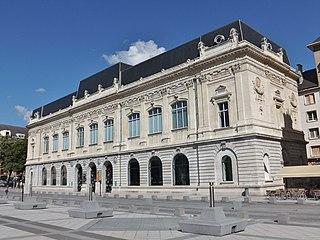 Art museum in Savoie, France