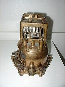 Compteur d 39 eau wikip dia - Comment isoler un compteur d eau exterieur ...