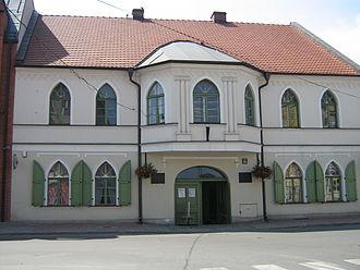 Wolsztyn - Robert Koch Museum