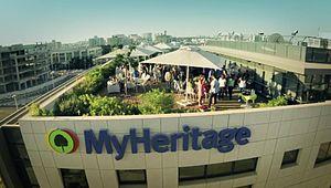 MyHeritage - MyHeritage headquarters in Or Yehuda, Israel
