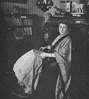 Myriam Harry - Myriam Harry in 1904