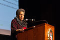 Myrlie Evers-Williams at Missouri Theatre 01.jpg