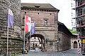 Nürnberg, Frauentormauer, Waffenhof 20170616 001.jpg