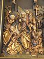 Nürnberg Klarakirche - Passionsaltar 2a Kreuzigung.jpg