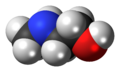 N-Methylethanolamine 3D spacefill.png
