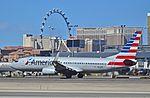 N804NN American Airlines 2009 Boeing 737-823 (cn 29567-3004) (12984057855).jpg