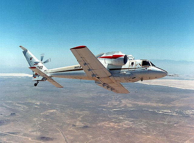 A Rotor Systems Research Aircraft (RSRA) is se...