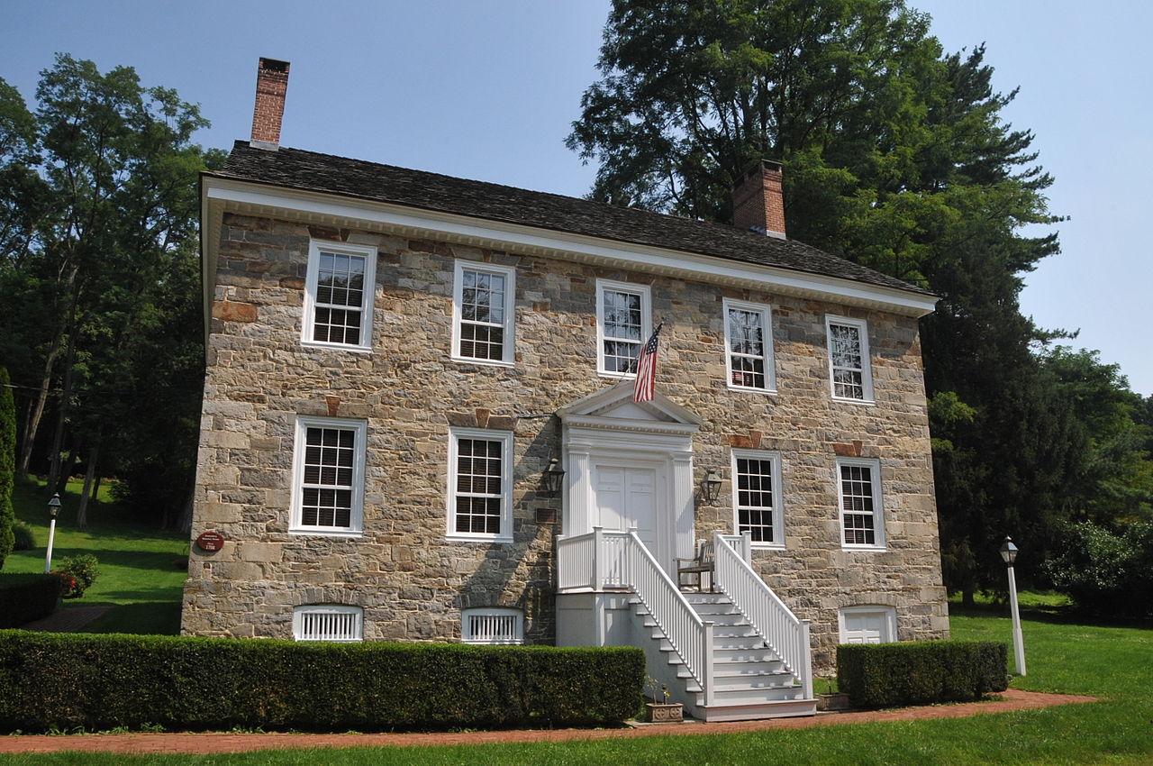 New Hampton Historic District Hunterdon County