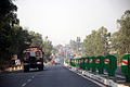 NH3 - Mumbai - Nashik Highway after the toll booth.jpg
