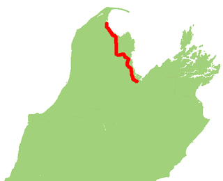 New Zealand State Highway 60 road in New Zealand