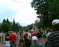 Na miejskim pasażu w Wiśle - panoramio.jpg