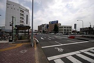 Nakamura Kuyakusho Station Metro station in Nagoya, Japan