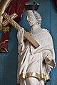 Nagylóc, római katolikus templom 2021 18 Nepomuki Szent János-szobor.jpg