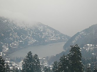 Nainital Lake - Image: Naini Lake (After)