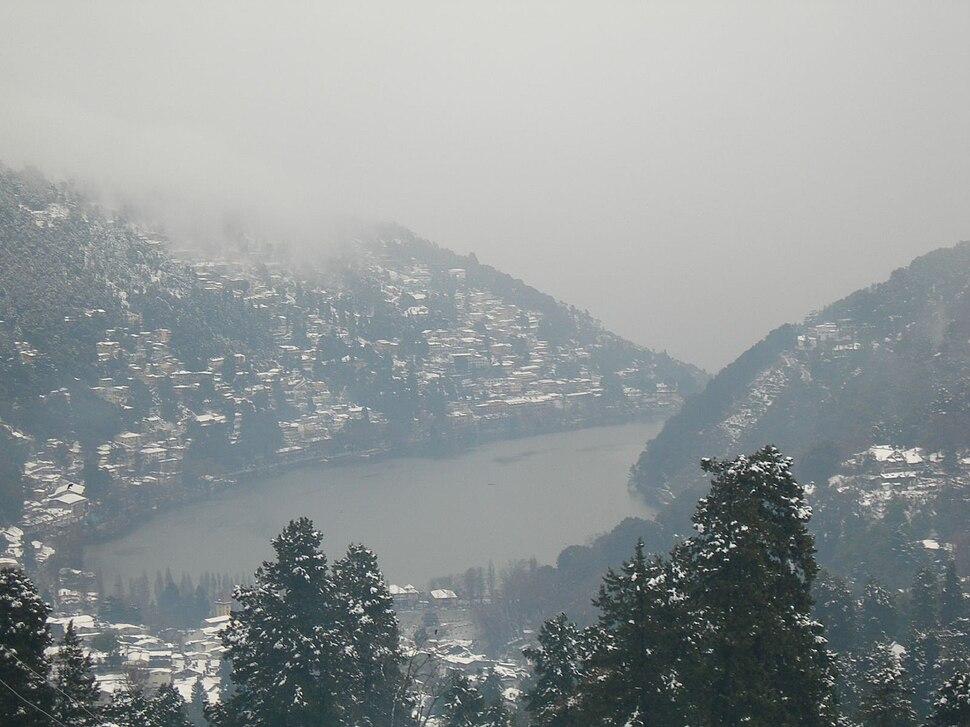 Naini Lake (After)