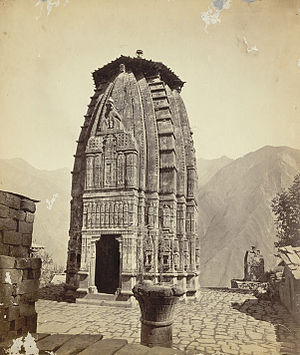Chamba, Himachal Pradesh - Narasimha Temple, Brahmaur, the ancient capital of the district.