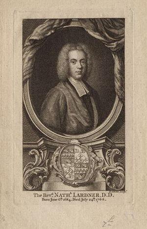 Nathaniel Lardner - Nathaniel Lardner