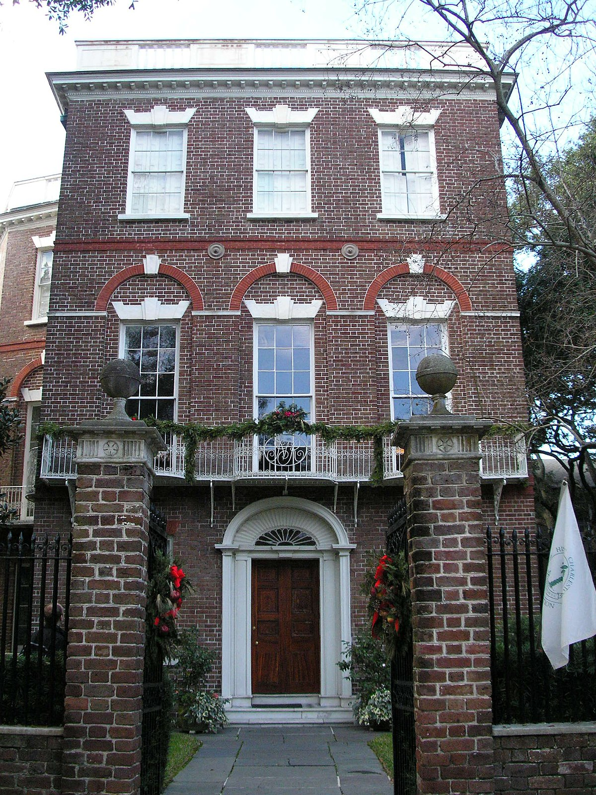 Nathaniel Russell House Wikipedia