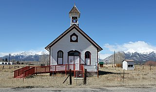 Nathrop, Colorado unincorporated community in Colorado, United States