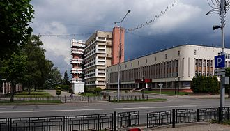 Novopolotsk -  Novopolotsk, 47 Molodezhnaya str.