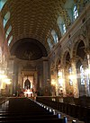 Nave of the Basilica of the Immaculate Conception, Waterbury CT.jpg