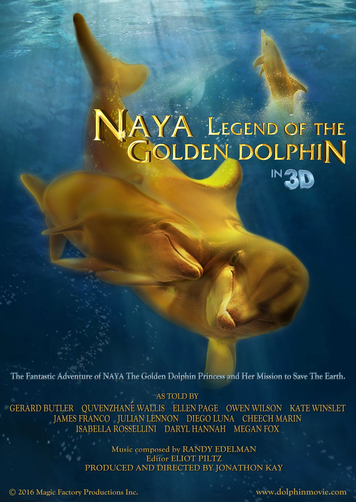 Naya Legend of the Golden Dolphins - Wikipedia