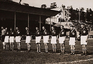 Netherlands at the 1938 FIFA World Cup