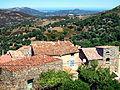 Nessa Sta-Reparata le Regino vus depuis le village.jpg
