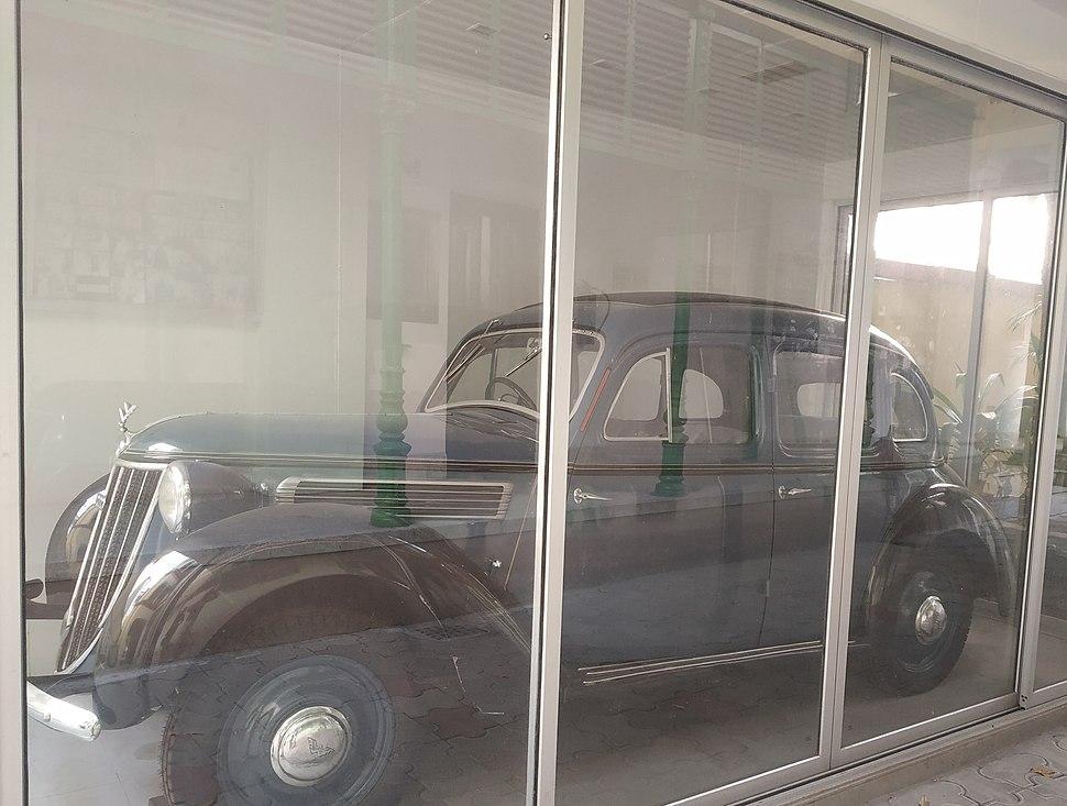 Netaji Subhash Chandra Bose's Car's Side View 2
