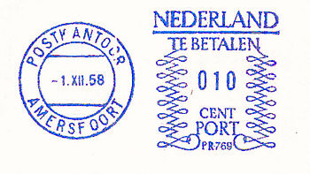 Netherlands stamp type PD2.jpg
