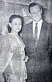 Netty Herawaty with William Holden Dunia Film 15 Jul 1954 p16.jpg