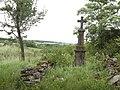 Neufmoulins (Moselle) croix de chemin.jpg