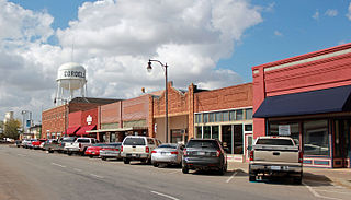 New Cordell, Oklahoma City in Oklahoma, United States