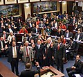 New House members are sworn in by Judge Nicholas Thompson during the Legislature's Organization Session.jpg