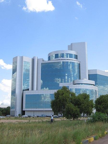 New Ministry building, Gabarone, Botswana - panoramio.jpg