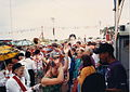 New Orleans Jazz Fest 1993 Happy Second Line.jpg
