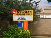 Newman Elementary School, Laredo, TX IMG 1824