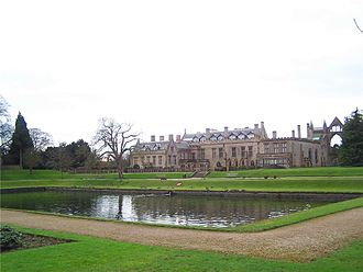 Newstead Abbey - Newstead Abbey in 2007
