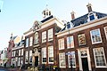 Nice historic buildings in the Jansweg Haarlem - panoramio.jpg
