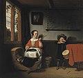 Nicolaes Maes - Een jongen met een trommel.jpg