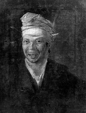 Nicolas Henri Joseph de Fassin - Self-portrait (by 1811)