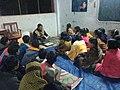 Night Class in Mahendra Tanaya Ashram School.jpg