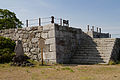 Nihonmatsu Castle Keep Tower Base 20100625-01.jpg