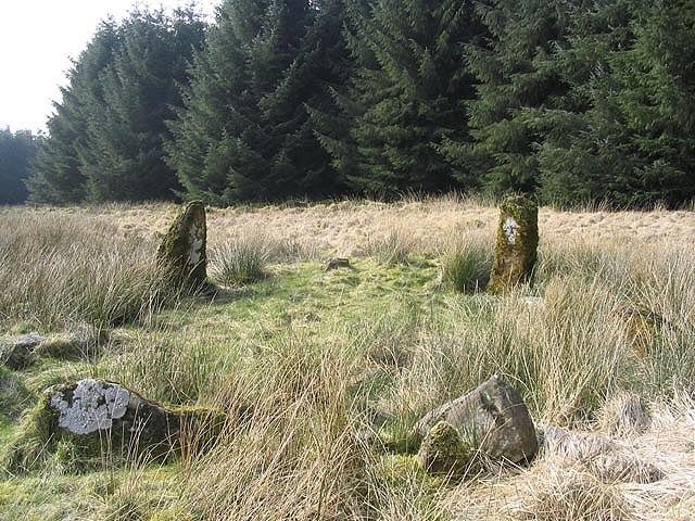 Nine Stones Stone Circle - geograph.org.uk - 378417