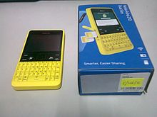 Nokia Asha 210 - WikiVisually