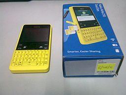 NokiaAsha210(front)