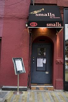 Smalls Jazz Club Wikipedia