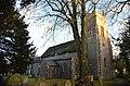 Norfolk, BEIGHTON, All Saints (1) (48495947476).jpg