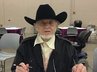 71st World Science Fiction Convention - Author Norman Spinrad at LoneStarCon 3.
